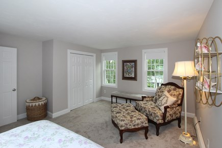Bourne, Monument Beach Cape Cod vacation rental - 2nd floor bedroom. AC and comfortable sitting area to relax.