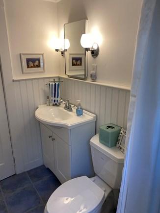 West Dennis Cape Cod vacation rental - Bathroom