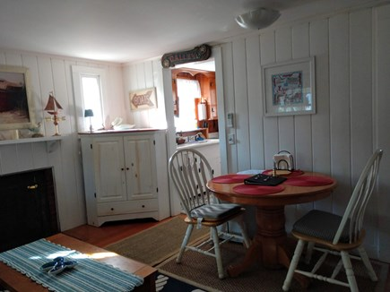 West Dennis Cape Cod vacation rental - Table for 2