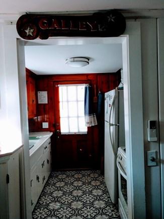 West Dennis Cape Cod vacation rental - Galley Kitchen