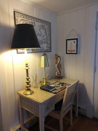 West Dennis Cape Cod vacation rental - Desk
