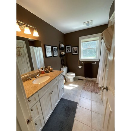 Eastham, Campground  Cape Cod vacation rental - Second Floor Bathroom