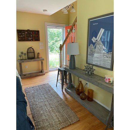 Eastham, Campground  Cape Cod vacation rental - Front Door Entrance