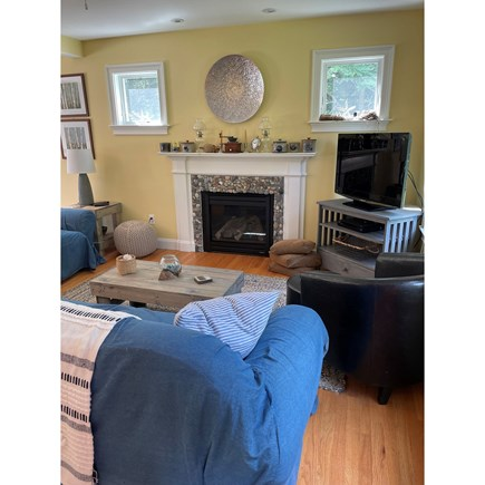 Eastham, Campground  Cape Cod vacation rental - Living Room