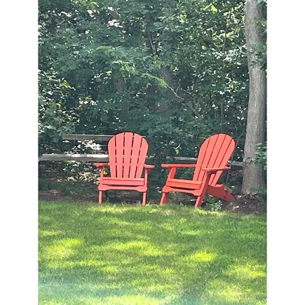 Eastham, Campground  Cape Cod vacation rental - Backyard