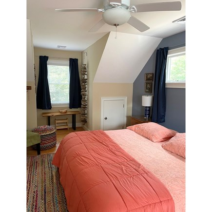 Eastham, Campground  Cape Cod vacation rental - Bedroom with King Bed