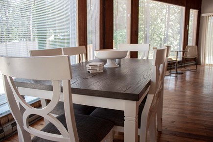 Wellfleet Cape Cod vacation rental - Dining and View