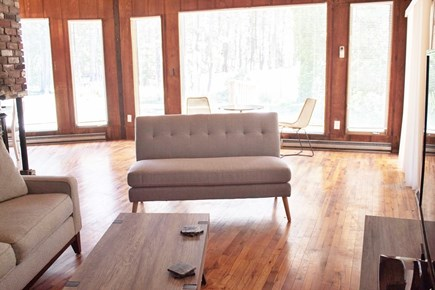 Wellfleet Cape Cod vacation rental - Living Room