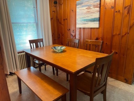 North Falmouth/Old SIlver Beac Cape Cod vacation rental - Dining Room/Table