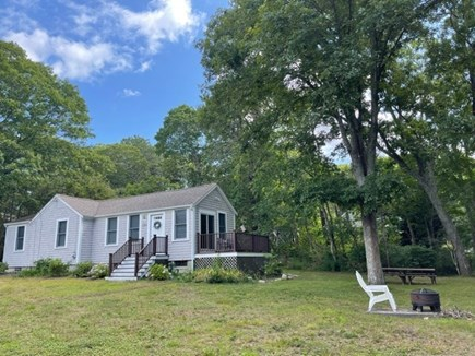 North Falmouth/Old SIlver Beac Cape Cod vacation rental - Front of Home