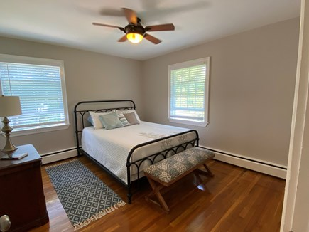Hyannis, Kalmus Beach  Cape Cod vacation rental - Master Bedroom with a queen bed