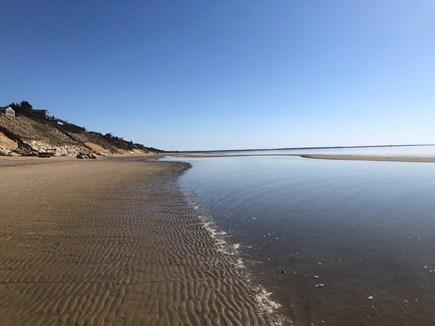 Eastham Cape Cod vacation rental - Take a stroll along beach and enjoy the salty air 4/10 miles away