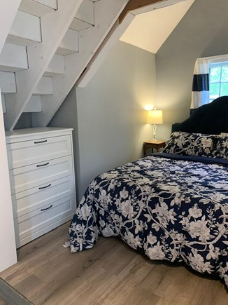 Truro Cape Cod vacation rental - First Floor Bed