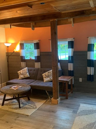 Truro Cape Cod vacation rental - First Floor Seating