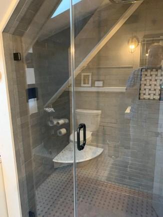 Truro Cape Cod vacation rental - Bathroom Shower