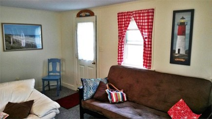 Chatham Cape Cod vacation rental - Entrance and living area