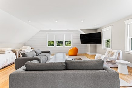 Brewster, 164-B Cape Cod vacation rental - Upstairs TV Lounge