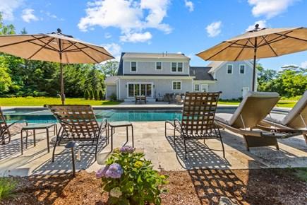 Brewster, 164-B Cape Cod vacation rental - Beautiful Pool Area