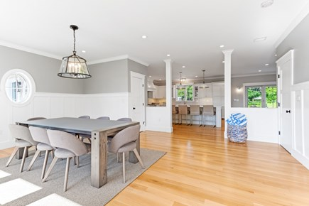 Brewster, 164-B Cape Cod vacation rental - Indoor Dining only when it rains!