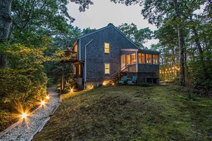 Harwich - Brewster Border / Ch Cape Cod vacation rental - Surrounded by nature