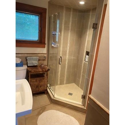 Wellfleet, Lieutenant Island Cape Cod vacation rental - Bathroom with Shower