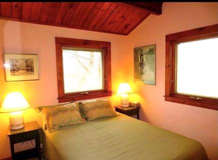 Wellfleet, Lieutenant Island Cape Cod vacation rental - Bedroom with Queen
