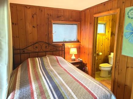 Wellfleet, Lieutenant Island Cape Cod vacation rental - Bedroom with Queen and en suite Bathroom