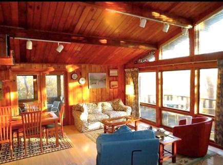 Wellfleet, Lieutenant Island Cape Cod vacation rental - Living Area