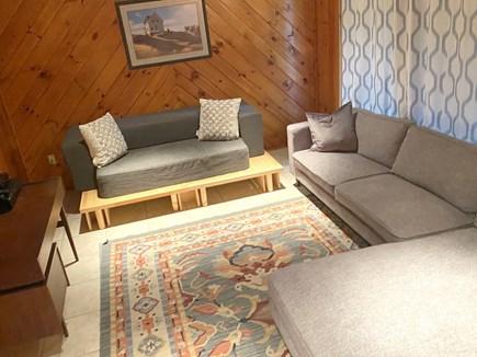 Wellfleet, Lieutenant Island Cape Cod vacation rental - Living Room with Smart TV