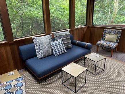 Wellfleet, Lieutenant Island Cape Cod vacation rental - Screened Porch