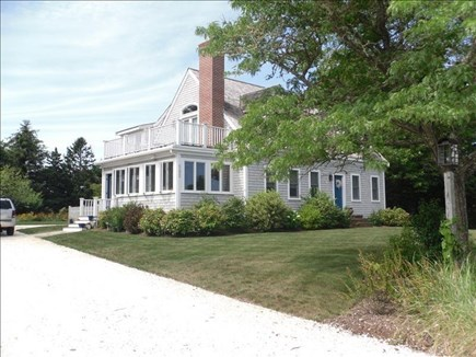 Eastham Cape Cod vacation rental - Cape Cod Style Home on large private land