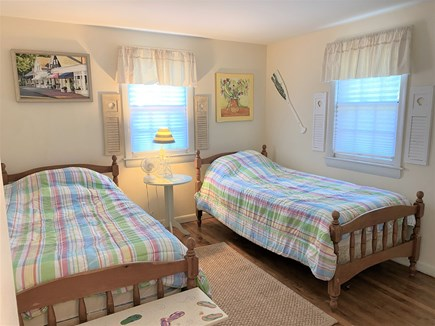 Yarmouth, Seagull Beach Awaits You! Cape Cod vacation rental - 2nd Bedroom with 2 twin beds