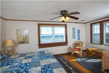 Bourne, Wareham - Little Harbor Cape Cod vacation rental - Oceanfront Second King Bedroom with bath across hallway
