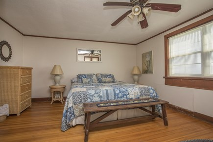 Wareham - Little Harbor - No S MA vacation rental - Bedroom #5 with queen bed.
