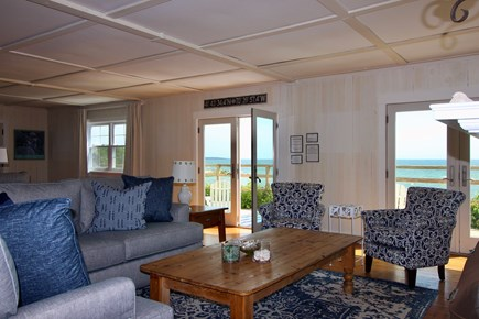 Wareham - Little Harbor - No S MA vacation rental - All rooms, including bedrooms look out onto the ocean!