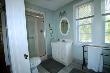 Wareham - Little Harbor - No S MA vacation rental - Master bathroom