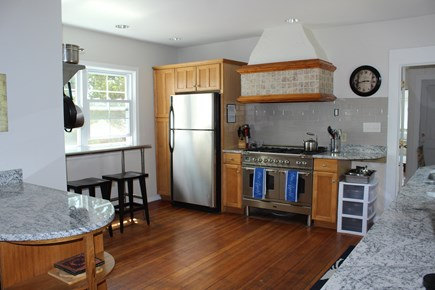 Wareham - Little Harbor - No S MA vacation rental - Main kitchen overlooking ocean/2nd full kitchen also available.