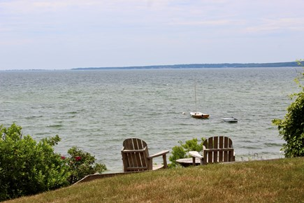 Wareham - Little Harbor - No S MA vacation rental - Beautiful beach right outside your back door!