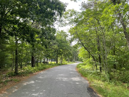 Mashpee Cape Cod vacation rental - On a private road next to a golf course