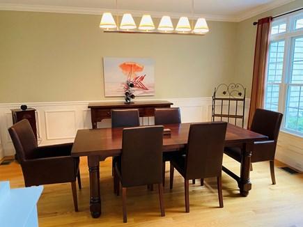 Mashpee Cape Cod vacation rental - Spacious dining room