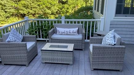 Mashpee Cape Cod vacation rental - Deck