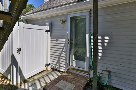 Truro Cape Cod vacation rental - Our outdoor shower, a guest favorite!