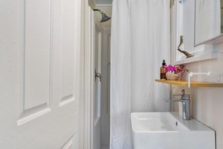 Truro Cape Cod vacation rental - Bathroom + Shower