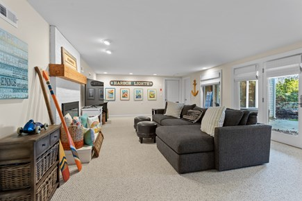 Orleans Cape Cod vacation rental - Yet another Lounge Area, Lower Level