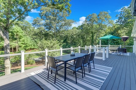 Orleans Cape Cod vacation rental - Probably where you'll dine most days