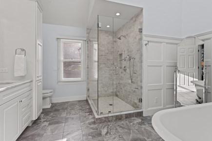 Orleans Cape Cod vacation rental - Master Bath