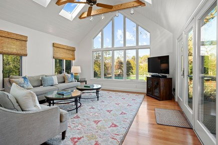Orleans Cape Cod vacation rental - Another Lounge with TV