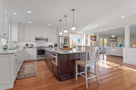 Orleans Cape Cod vacation rental - Spectacular Chef's Kitchen