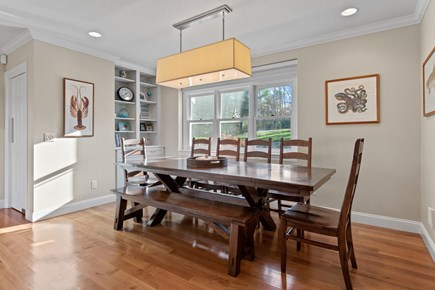 Orleans Cape Cod vacation rental - Indoor Dining, in case of rain