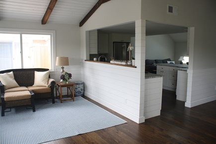 West Hyannisport Cape Cod vacation rental - 2nd seating area
